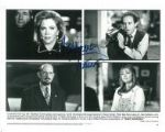 Kathleen Turner (Romancing the Stone,Body Heat) - Genuine Signed Autograph 7659